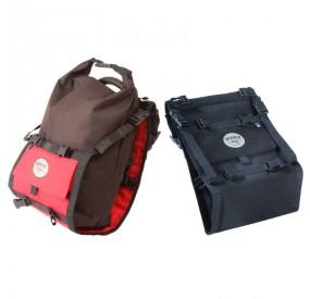 Pack Bakkie rouge + Bakkie light