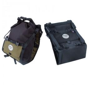 Pack Bakkie kaki + Bakkie light